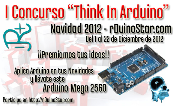 "I ""Think In Arduino"" Navidad 2012"