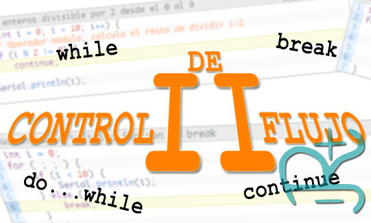 Control de flujo while do while break y continue destacado